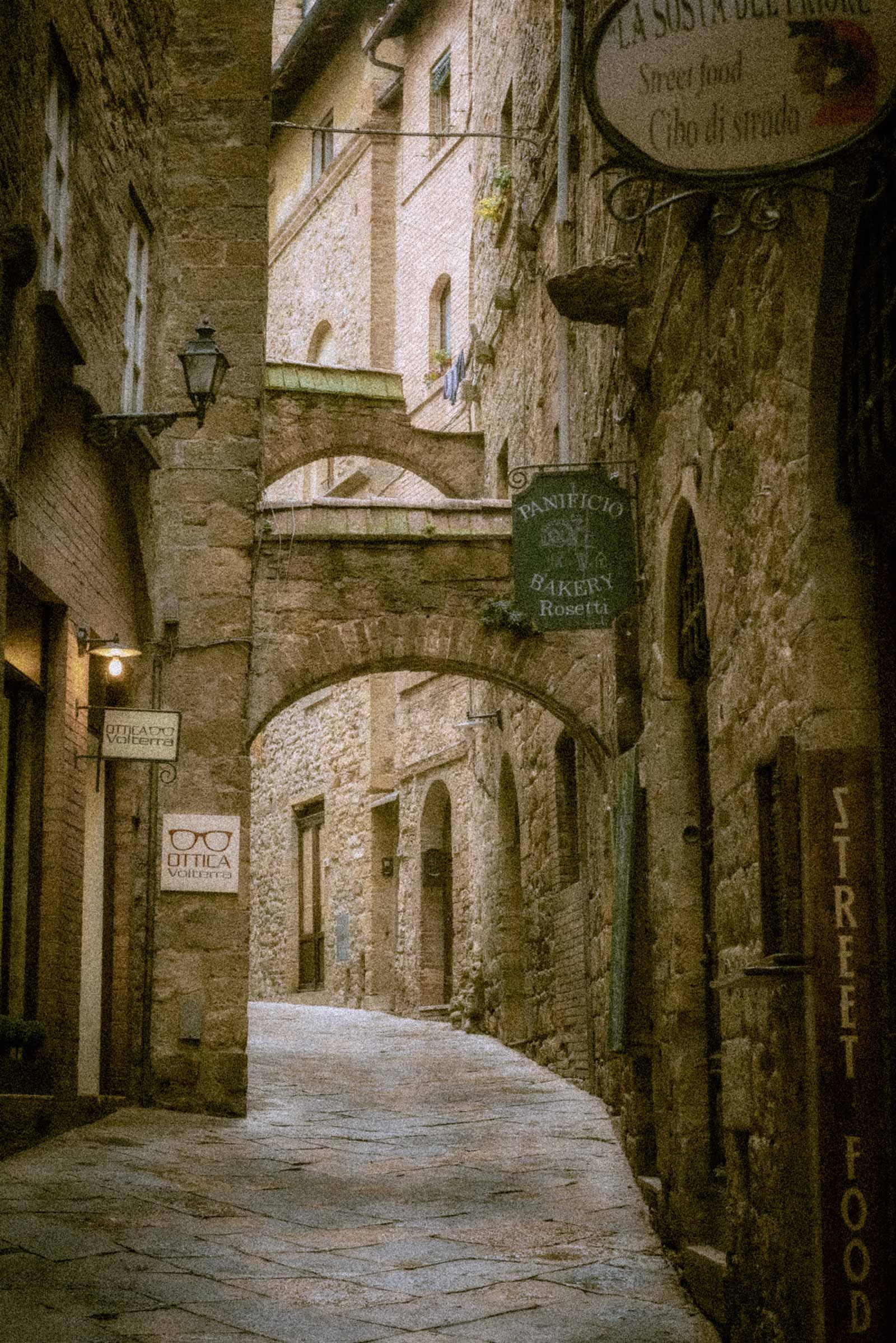 Italian medieval architecture